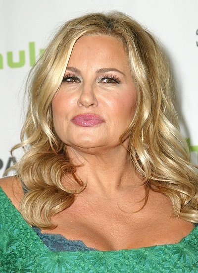 BEVERLY HILLS - MARCH 14: Jennifer Coolidge arrives at the 2013