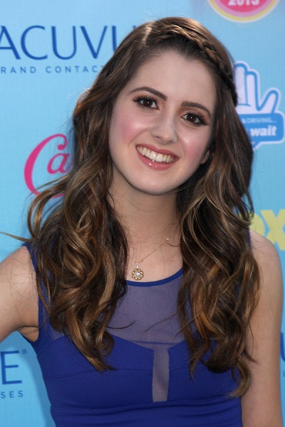 LOS ANGELES - AUG 11:  Laura Marano at the 2013 Teen Choice Awar