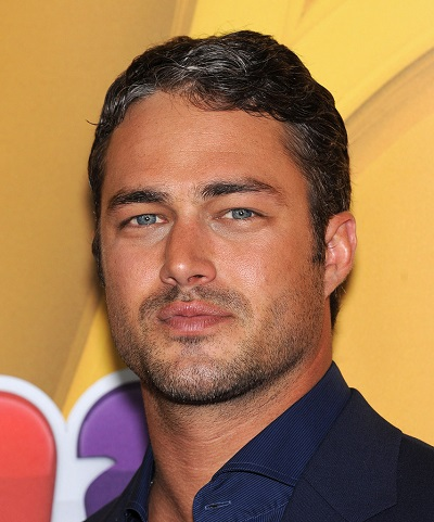 LOS ANGELES - AUG 27:  Taylor Kinney arrives to NBC All Star Sum