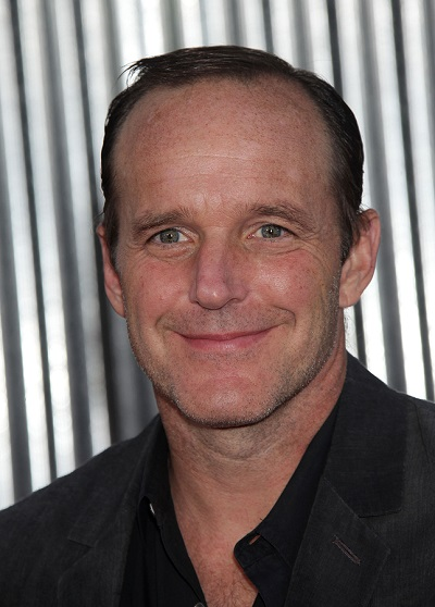 "LOS ANGELES - OCT 02: Clark Gregg arrives to the ""Real Steel"" L"