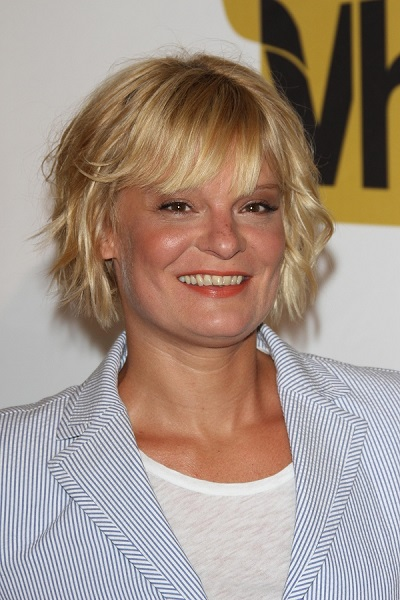 Martha Plimpton at the Critics' Choice Television Awards Luncheo