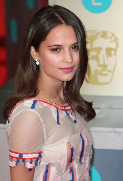 Alicia Vikander Ethnicity Of Celebs What Nationality