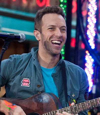 """Coldplay in Concert on NBC's """"Today Show"""" at Rockefeller Center in New York City - October 21, 2011"""