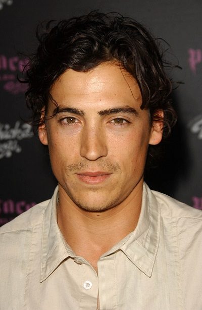 Andrew Keegan at the opening of a Los Angeles outpost of Pink Ta
