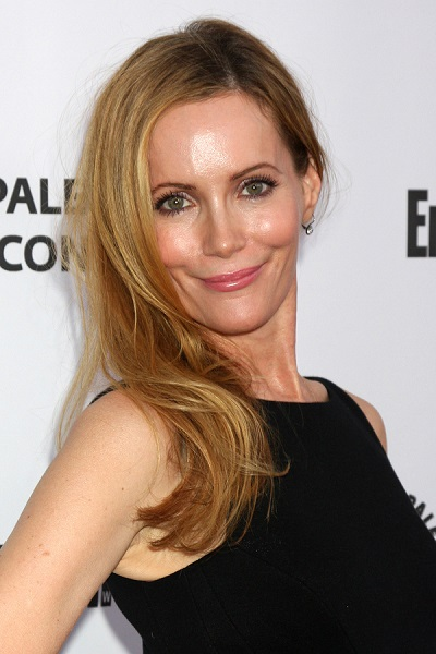 LOS ANGELES - MAR 10:  Leslie Mann at the PALEYFEST Icon Award I