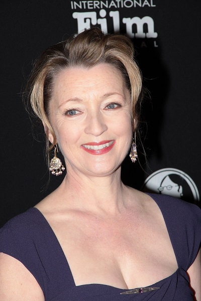 Lesley Manville at the Santa Barbara Film Festival Virtuosos Awa