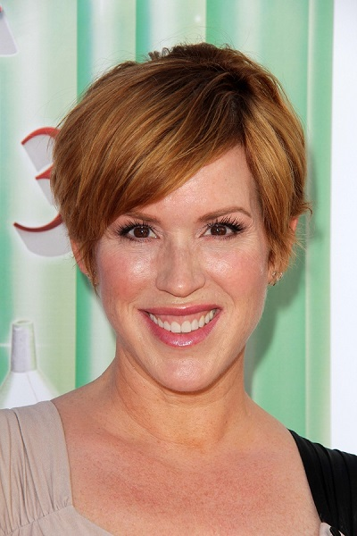 "Molly Ringwald at ""The Wizard Of Oz 3D"" World Premiere Screening"