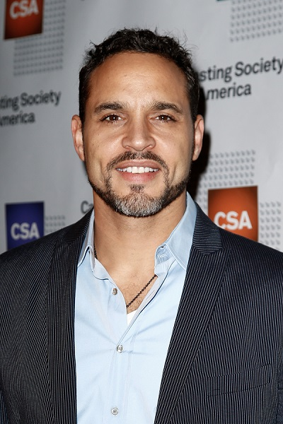 NEW YORK-NOV 18; Actor Daniel Sunjata attends the CSA 29th Annua