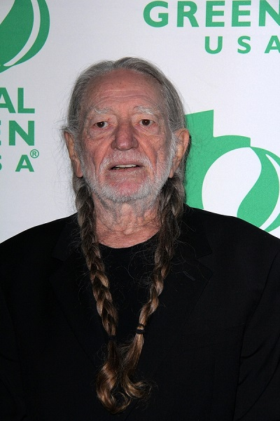 Willie Nelson at the Global Green USA's 10th Annual Pre-Oscar Pa
