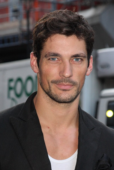 David Gandy  Ethnicity of Celebs What Nationality - Boy Hairstyle