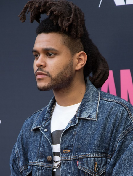 how to cut your hair like the weeknd