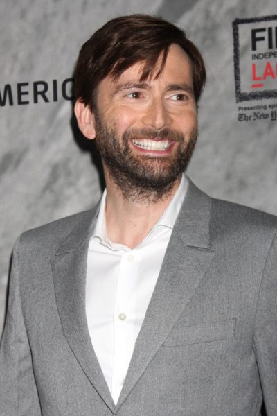 "LOS ANGELES - SEP 30:  David Tennant at the ""Gracepoint"" Premier"