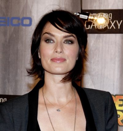 Lena Headey at the Spike TV's 'SCREAM 2011' awards held at Unive