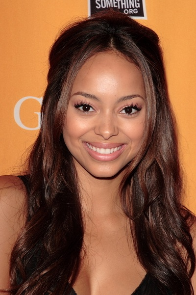 Amber Stevens ethnic background