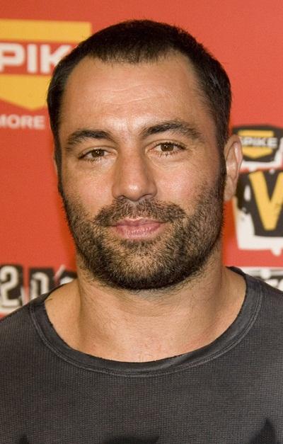 Joe rogan dating actress