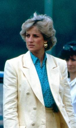 Princess Diana File Photos