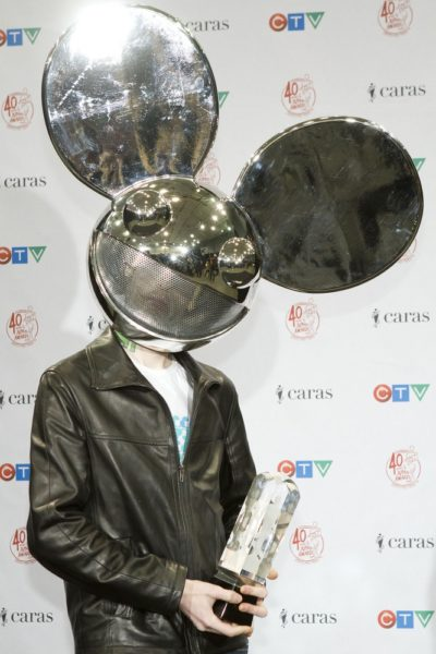 2011 Juno Awards - Press Room