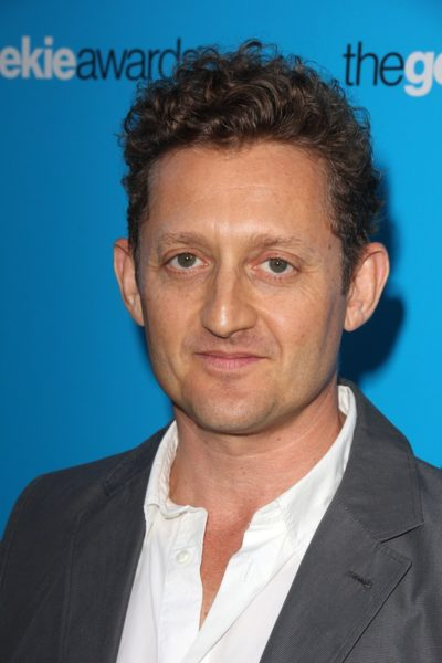 LOS ANGELES - OCT 15:  Alex Winter at the 2015 Geekie Awards at
