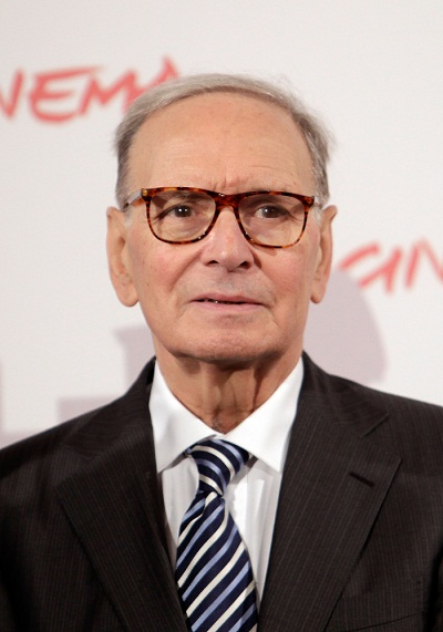 5th Annual Rome International Film Festival - Ennio Morricone Conversation with Antonio Monda Photocall