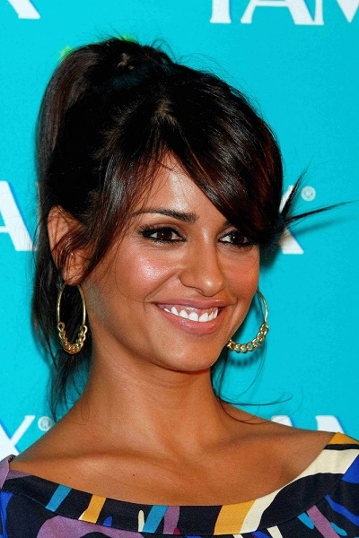 Monica Cruz Launches Estudio Tampax at the Vincci Soma Hotel in Madrid on July 8, 2009