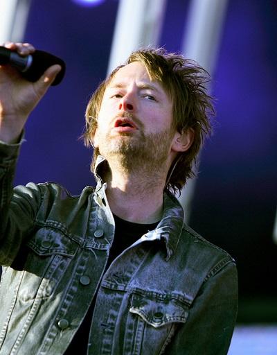 Radiohead in Concert at Victoria Park in London - June 25, 2008