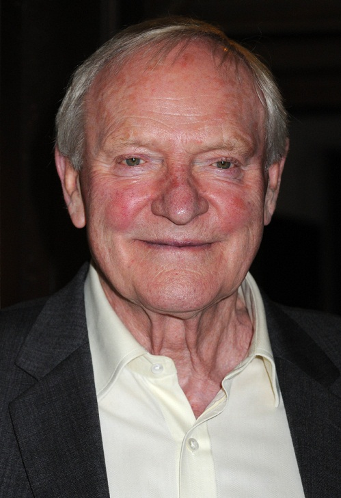 Julian Glover - 2017 Dyed hair & chic hair style. Current length:  short hair
