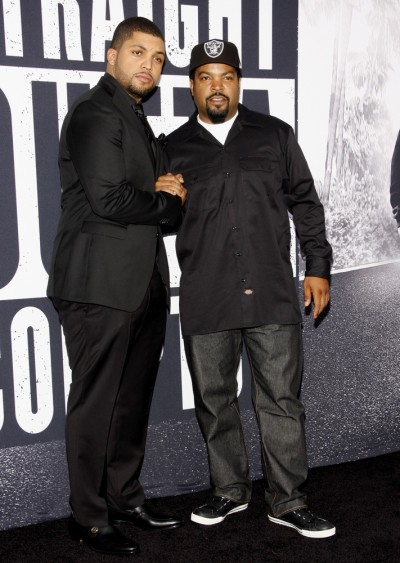 """Straight Outta Compton"" Los Angeles Premiere - Arrivals"