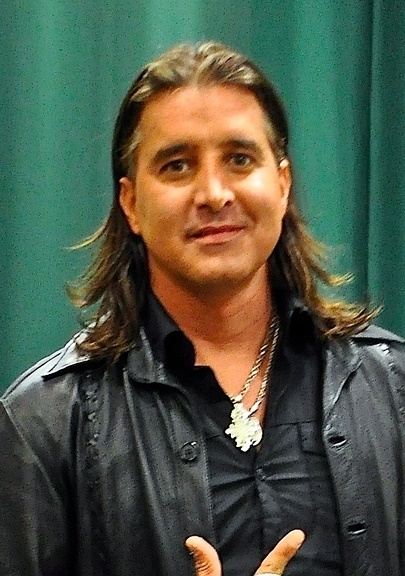 "Scott Stapp ""Sinner's Creed"" Book Signing at Barnes & Noble in Glendale on October 11, 2012"