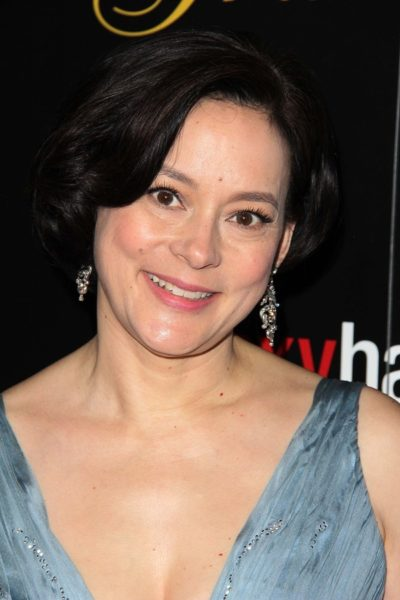 Meg Tilly at the 2013 Gracie Awards Gala, Beverly Hilton Hotel,
