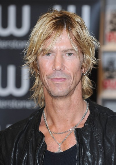 "Duff McKagan ""'Its So Easy: And Other Lies"" Book Signing at Waterstones in London on November 9, 2011"