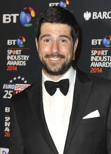 BT Sport Industry Awards 2014 - Arrivals
