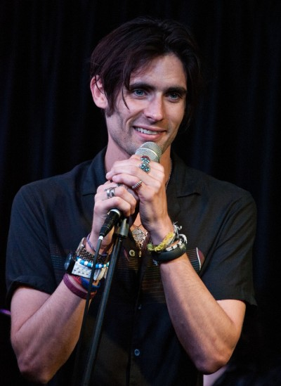 The All-American Rejects in Concert at Q102 FM WIOQ's iHeartRadio Theatre in Bala Cynwyd - April 14, 2012