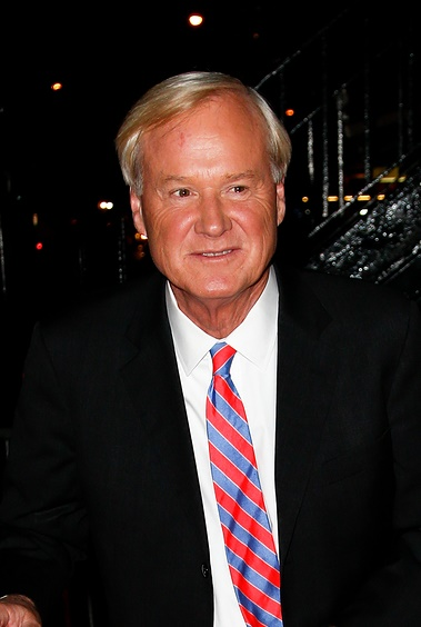 NEW YORK-SEP 18: Chris Matthews attends the Ferrari & The Cinema