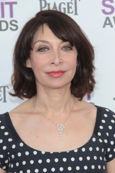 02/25/2012 - Illeana Douglas - 2012 Film Independent Spirit Awards - Arrivals - Santa Monica Pier - Santa Monica, CA, USA - Keywords:  Orientation: Portrait Face Count: 1 - False - Photo Credit: Andrew Evans  / PR Photos - Contact (1-866-551-7827) - Portrait Face Count: 1