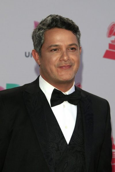 LAS VEGAS - NOV 19:  Alejandro Sanz at the 16th Latin GRAMMY Awa