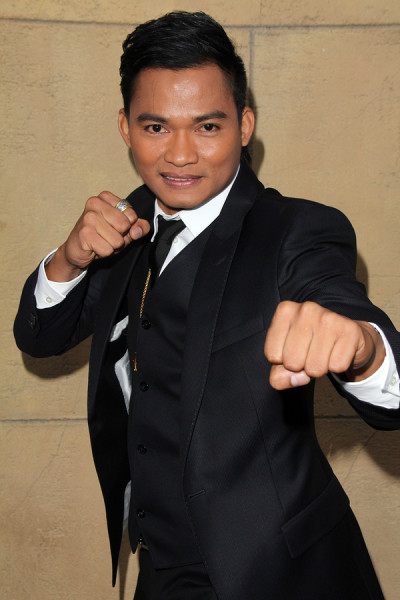 "LOS ANGELES - MAY 6:  Tony Jaa at the ""Skin Trade"" Los Angeles P"