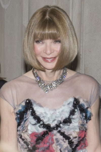 Anna Wintour Banned Ariana Grande From Wearing Ponytail: Anna Wintour – Ethnicity Of Celebs