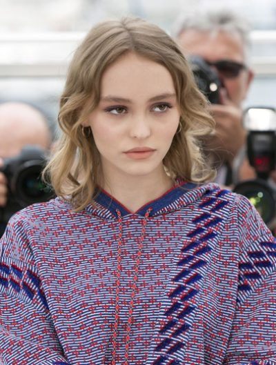 lily rose depp ethnicity of celebs what nationality ancestry race. Black Bedroom Furniture Sets. Home Design Ideas