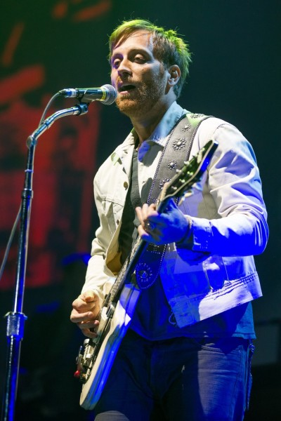 The Black Keys and The Maccabees in Concert at Pavilhao Atlantico in Lisbon - November 27, 2012