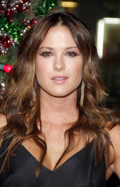 HOLLYWOOD, CALIFORNIA - November 2, 2011. Danneel Harris at the