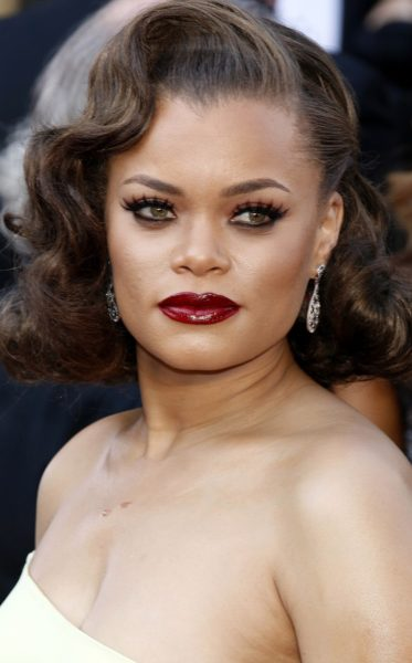 Andra Day at the 88th Annual Academy Awards held at the Dolby Th