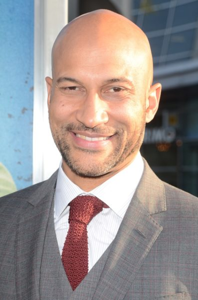 LOS ANGELES - APR 21:  Keegan-Michael Key at the Keanu Los Angel