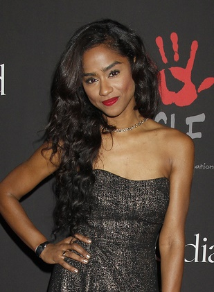 LOS ANGELES - DEC 11: Vashtie Kola at the Rihanna's First Annua