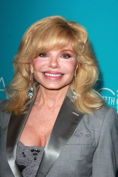 LOS ANGELES - FEB 17: Loni Anderson at the 17th Costume Designe