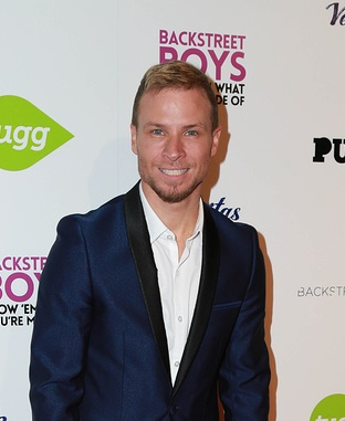 "LOS ANGELES - JAN 29:  Brian Littrell at the ""Better Call Saul"""