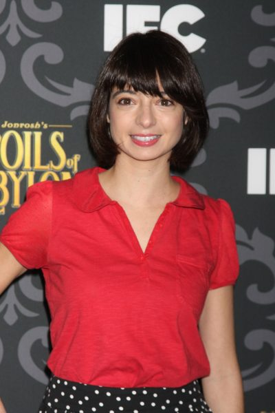 "LOS ANGELES - JAN 7:  Kate Micucci at the IFC's ""The Spoils Of B"