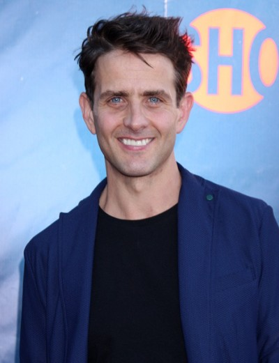 LOS ANGELES - JUL 17:  Joey McIntyre at the CBS TCA July 2014 Pa