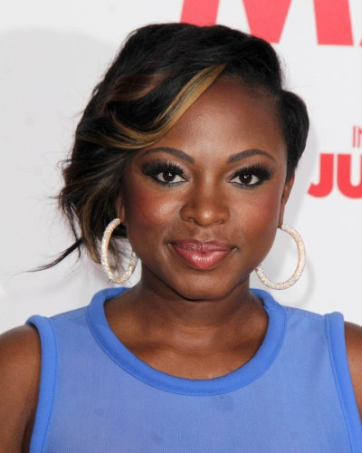 "LOS ANGELES - JUN 9:  Naturi Naughton at the ""Think Like A Man T"