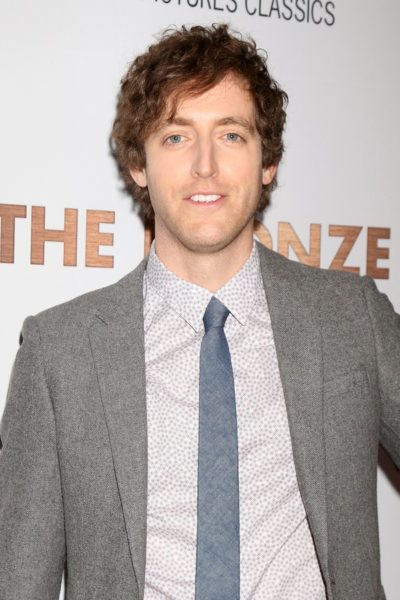 LOS ANGELES - MAR 7:  Thomas Middleditch at the The Bronze Premi