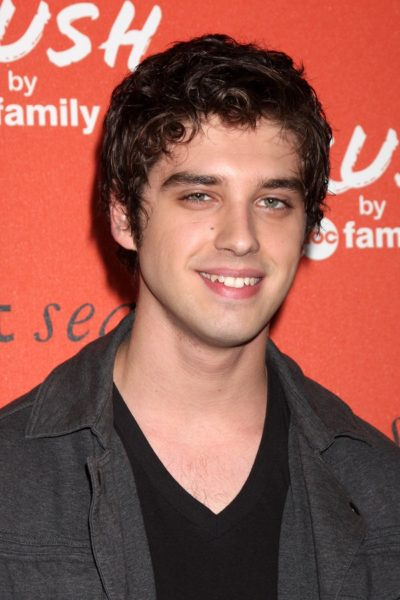 LOS ANGELES - NOV 5:  David Lambert at the CRUSH by ABC Family C